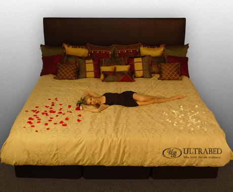 Ultrabed High End Beds And Bedding High End Oversized